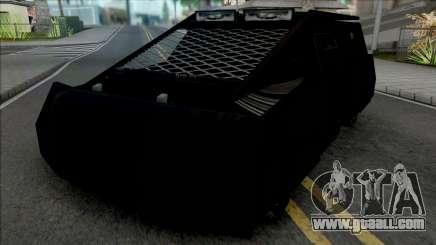 Armored FBI Truck for GTA San Andreas