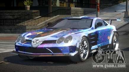 Mercedes-Benz SLR US S7 for GTA 4