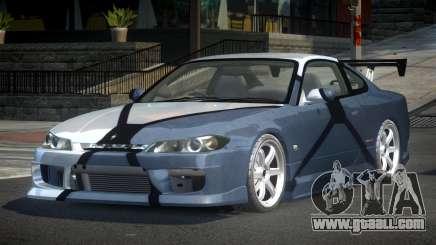 Nissan Silvia S15 Qz L1 for GTA 4