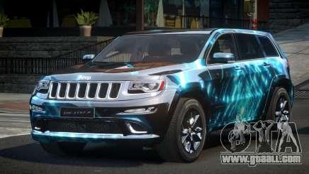 Jeep Grand Cherokee SP S4 for GTA 4