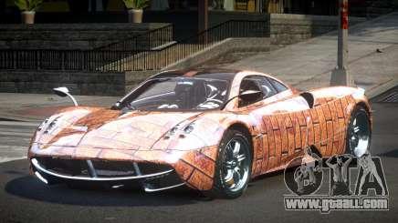Pagani Huayra SP U-Style S9 for GTA 4