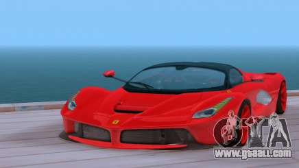 Ferrari LaFerrari 2014 (Turismo) for GTA San Andreas