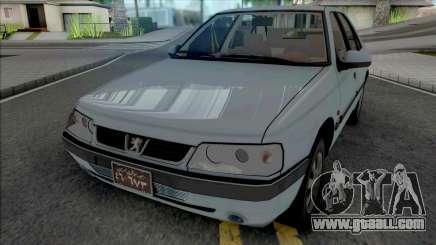 Peugeot 405 SLX [IVF] for GTA San Andreas
