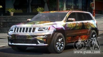 Jeep Grand Cherokee SP S10 for GTA 4