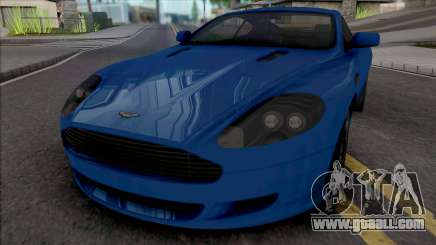 Aston Martin DB9 Coupe for GTA San Andreas