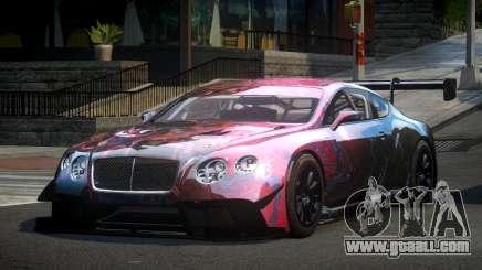 Bentley Continental SP S6 for GTA 4