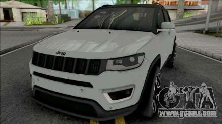 Jeep Compass Limited 2020 for GTA San Andreas