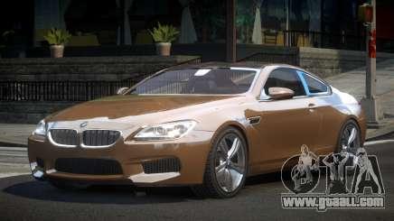 BMW M6 F13 U-Style for GTA 4