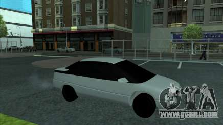 Moskvich Istra for GTA San Andreas