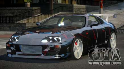 Toyota Supra M4 S4 for GTA 4