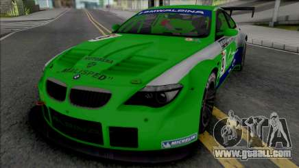 Alpina B6 GT3 (NFS Shift 2) for GTA San Andreas