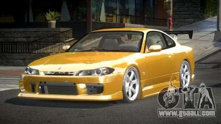 Nissan Silvia S15 Qz for GTA 4