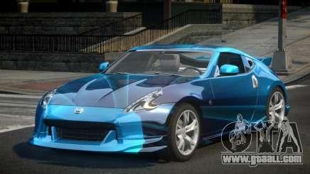 Nissan 370Z GST S4 for GTA 4