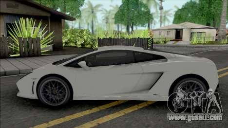 Lamborghini Gallardo LP560-4 2008 for GTA San Andreas