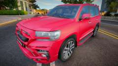 Toyota Land Cruiser 200 18 for GTA San Andreas