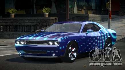 Dodge Challenger SRT US S5 for GTA 4