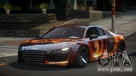 Audi R8 SP-U S3 for GTA 4