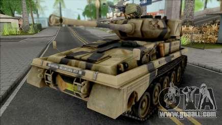 Puma Light Tank (FV101 Scorpion) for GTA San Andreas