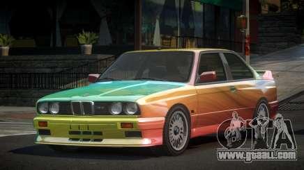 BMW M3 E30 GST U-Style PJ8 for GTA 4