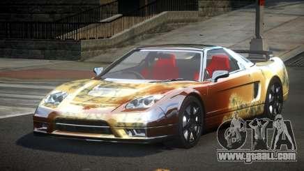Honda NSX GS S4 for GTA 4