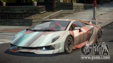 Lamborghini Sesto Elemento PS-R S4 for GTA 4