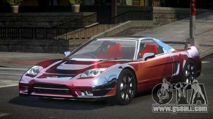 Honda NSX GS S6 for GTA 4