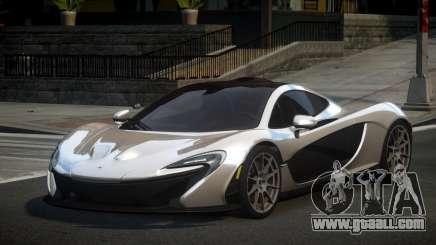 McLaren P1 Qz for GTA 4
