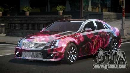 Cadillac CTS-V Qz S7 for GTA 4