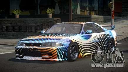 Nissan Skyline R33 GS S4 for GTA 4
