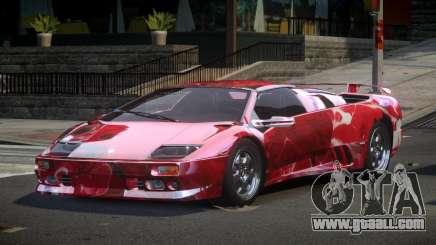 Lamborghini Diablo U-Style S9 for GTA 4