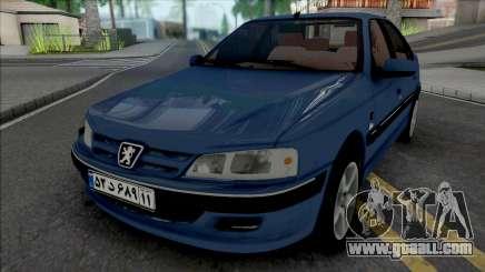 Peugeot Pars ELX Xum Special for GTA San Andreas