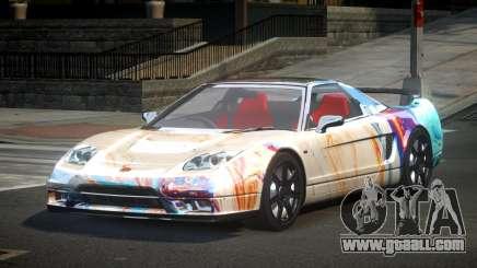 Honda NSX GS S9 for GTA 4