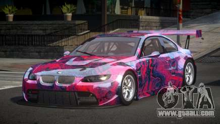 BMW M3 GT2 BS-R S2 for GTA 4