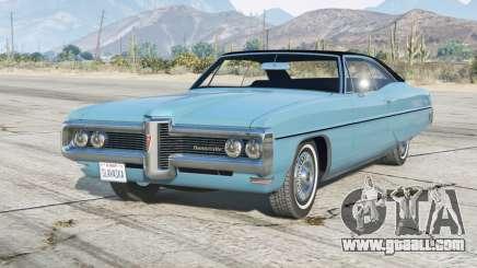 Pontiac Bonneville Hardtop Coupe (26287) 1968〡add-on for GTA 5