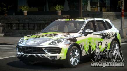 Porsche Cayenne US S2 for GTA 4