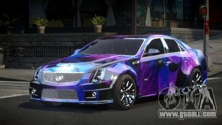 Cadillac CTS-V Qz S6 for GTA 4