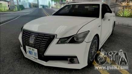 Toyota Crown Royal Saloon 2013 for GTA San Andreas