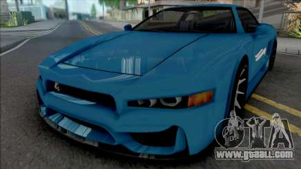 BlueRay FoXX Infernus for GTA San Andreas