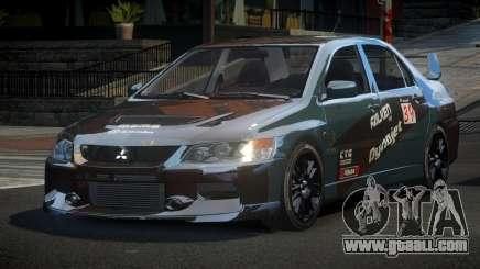 Mitsubishi LE IX S10 for GTA 4