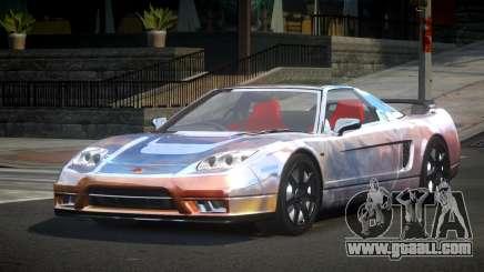 Honda NSX GS S10 for GTA 4