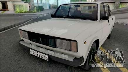 VAZ-2105 2007 for GTA San Andreas