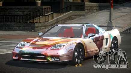 Honda NSX GS S1 for GTA 4