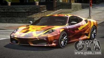 Ferrari F430 GT S1 for GTA 4