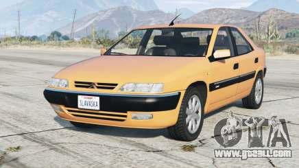 Citroën Xantia 1997〡add-on for GTA 5