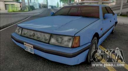 Intruder (Sable 1989) for GTA San Andreas