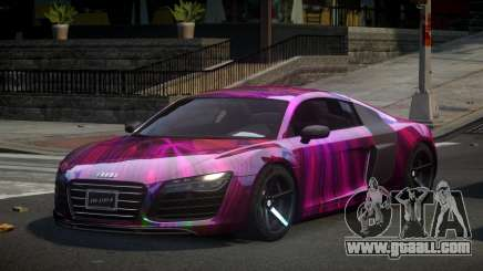 Audi R8 SP-U S4 for GTA 4