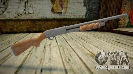 Quality Chromegun for GTA San Andreas