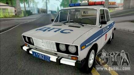 VAZ-2106 DPS for GTA San Andreas