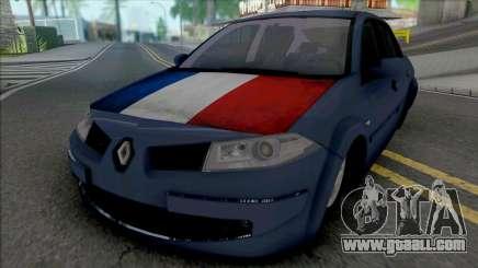 Renault Megan Sport for GTA San Andreas