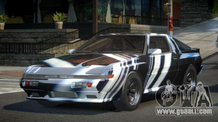 Mitsubishi Starion SP-U S3 for GTA 4